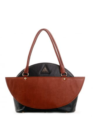 AIL Bags Antonia Two Brown Front