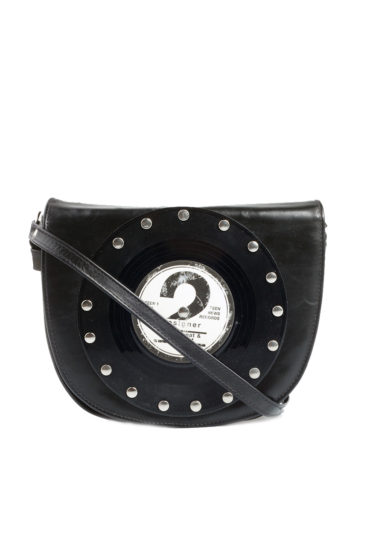 AIL Bags CH2 Vinyls Black Shoulder