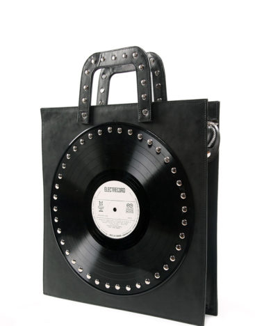 AIL Bags CH2 Vinyls Black Side