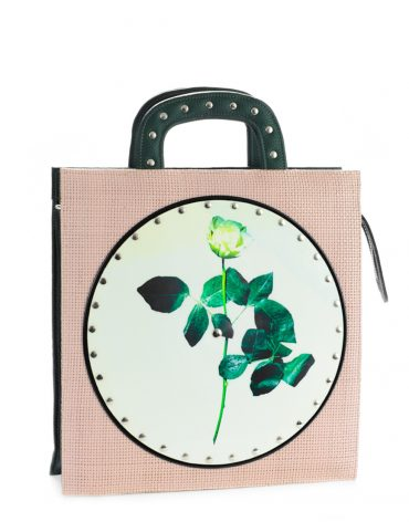 AIL Bags CH2 Vinyls One Flower Front