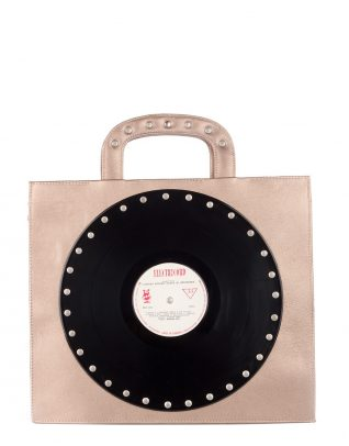 AIL Bags CH2 Vinyls One Bronze Front