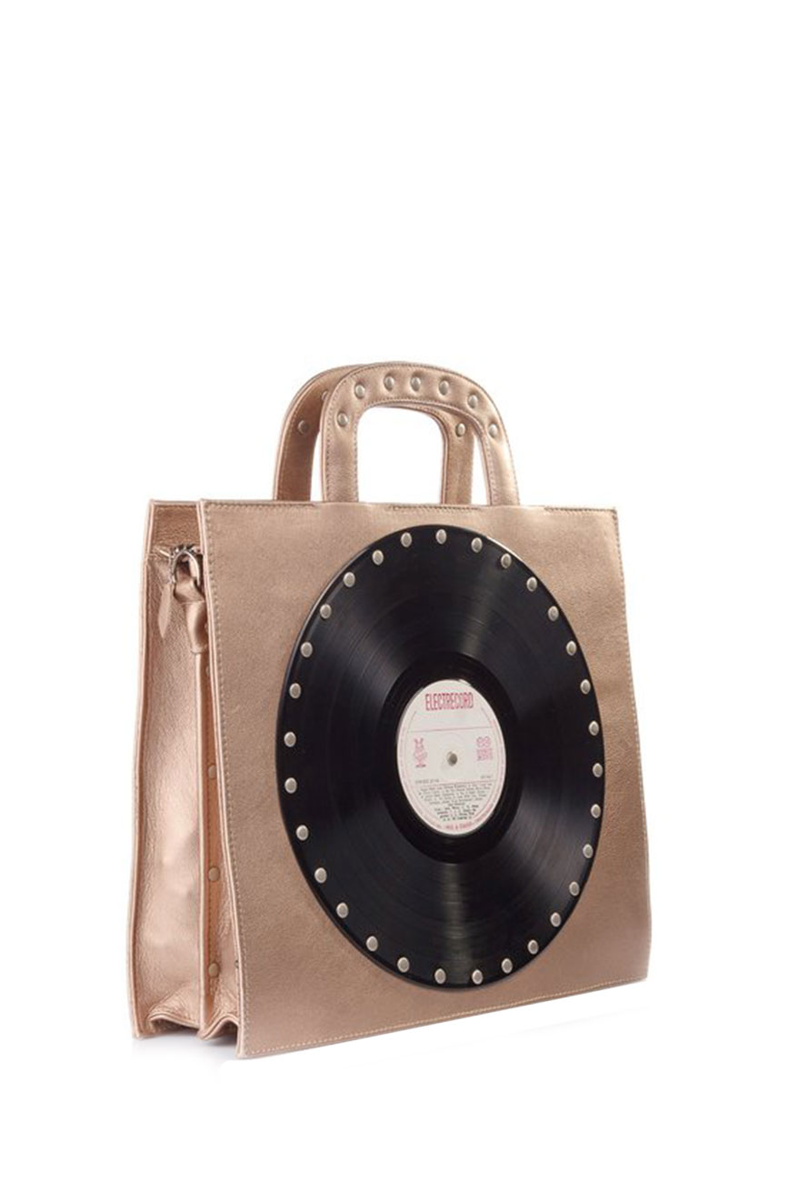 AIL Bags CH2 Vinyls One Bronze Side
