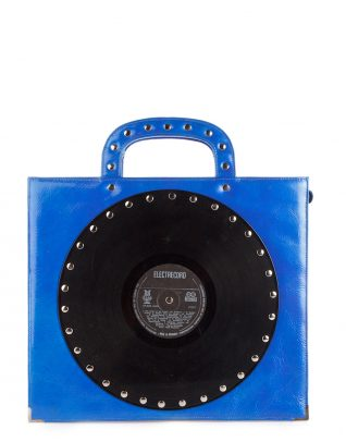 AIL Bags CH2 Vinyls One Electric Blue