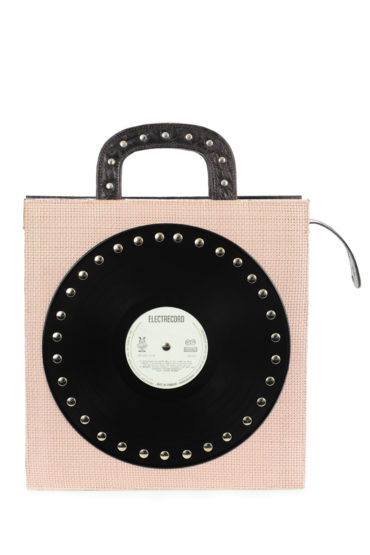 AIL Bags CH2 Vinyls One Pink Front