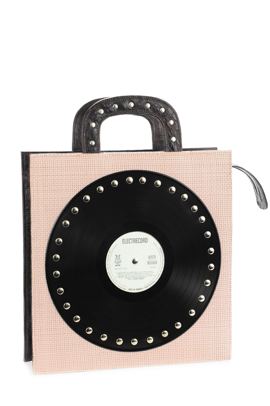 AIL Bags CH2 Vinyls One Pink Side