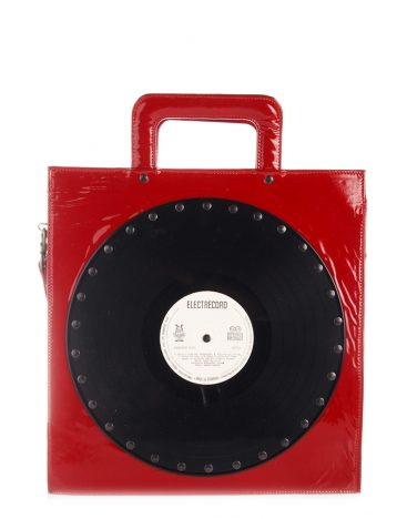 AIL Bags CH2 Vinyls One Red Front