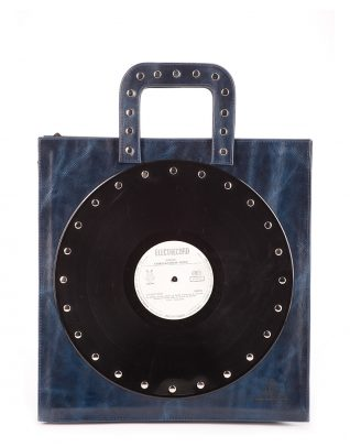 AIL Bags CH2 Vinyls One Ultramarine Front