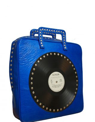 AIL Bags CH2 Vinyls Travel Blue