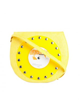 AIL Bags CH2 Vinyls Yellow Shoulder