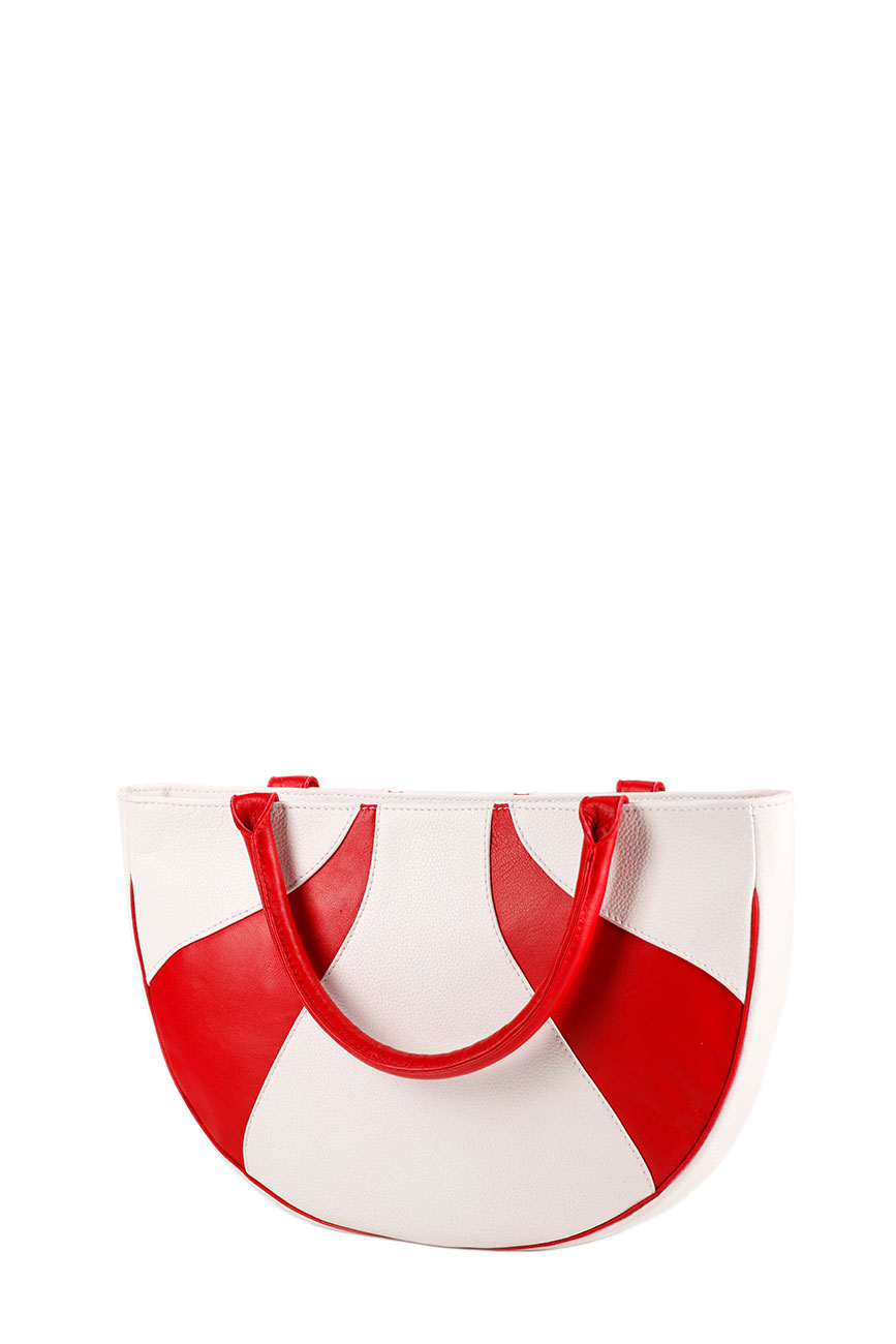 AIL Bags Halfcircle Red Front