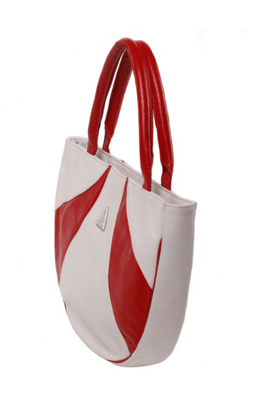AIL Bags Halfcircle Red Side