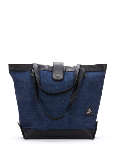 AIL Bags Beach Denim Front