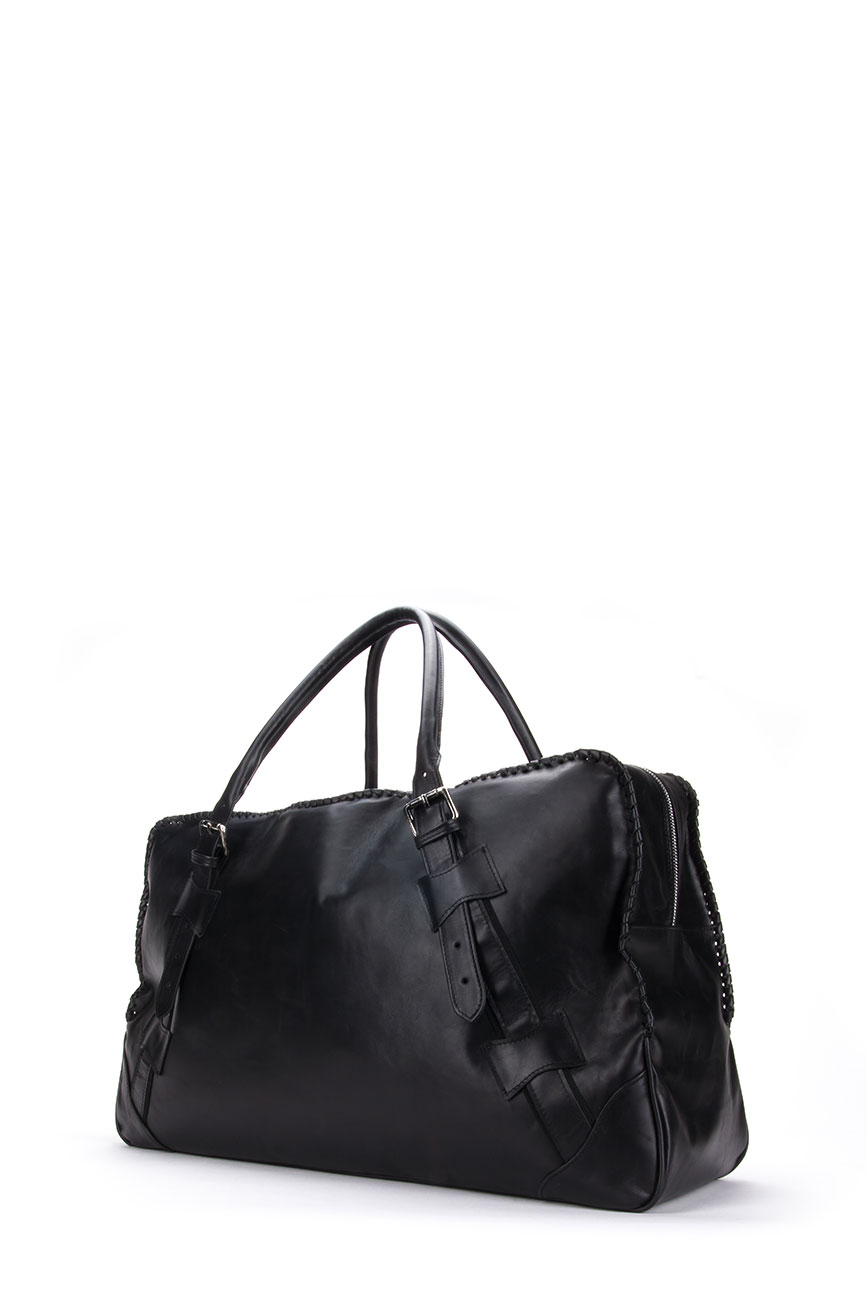 AIL Bags for HIM Black Travel XXL Side