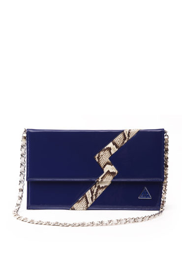 AIL Bags Blue Thunder Front