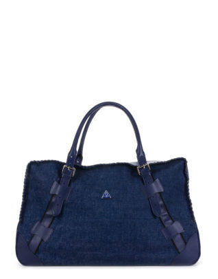 AIL Bags for HIM Colour Knitted Travel XXL Textile Front