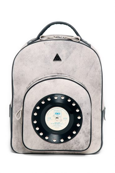 AIL Bags CH2 Vinyls Nerd Backpack Front